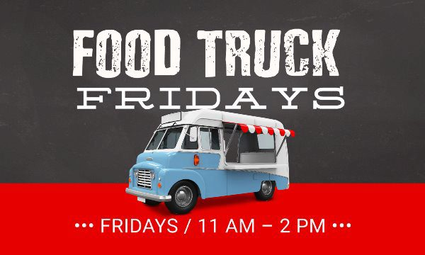 food truck saying food truck fridays
