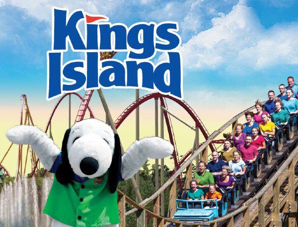 kings island flyer