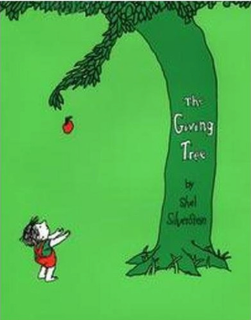the giving tree book cover
